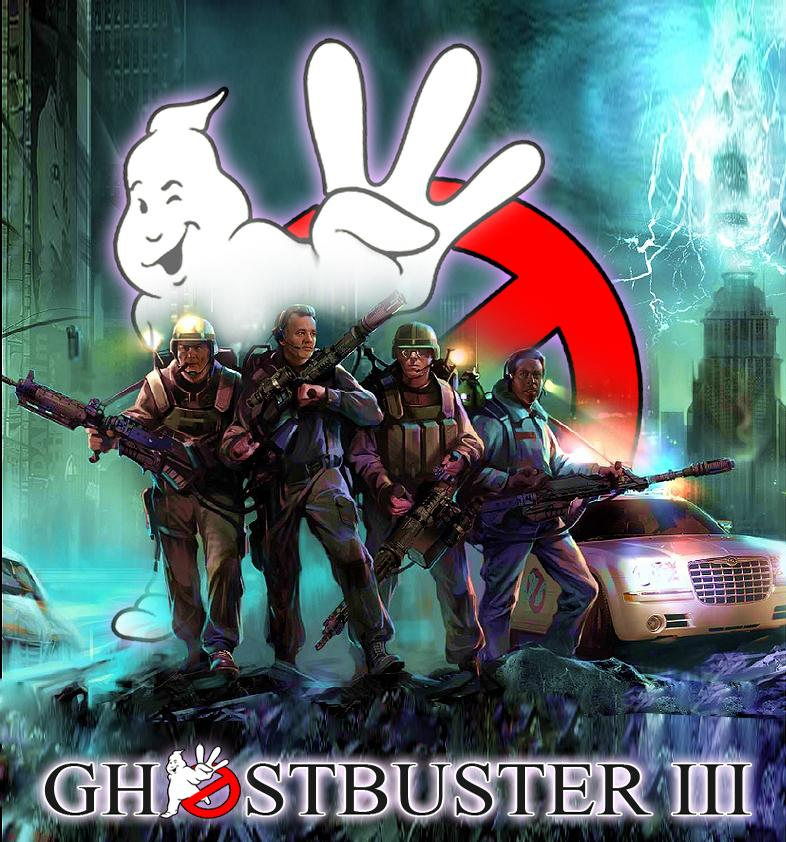 Ghosbuster 3 Prochainement à l'affiche