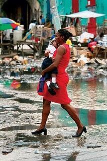 Aidez l'Haïti.