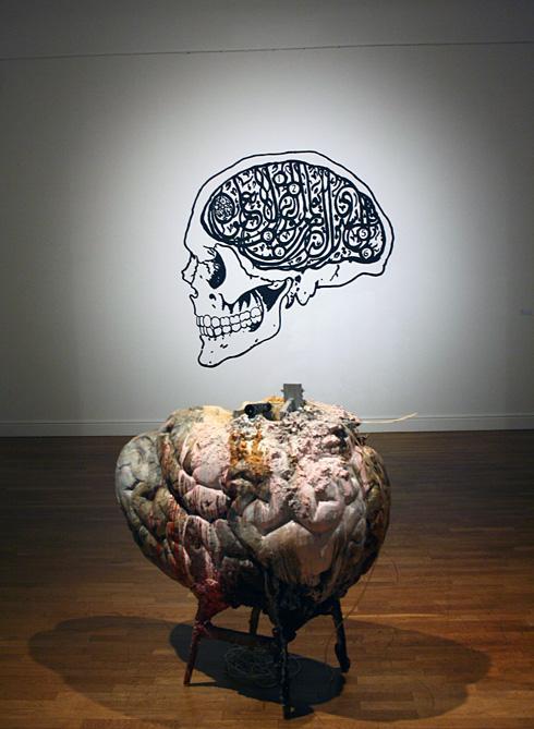 Planète Cerveau au Musée Denys Puech
