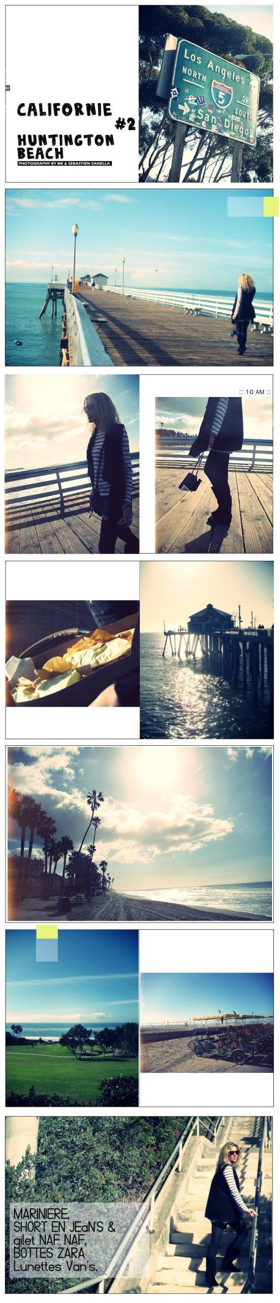 CALIFORNIE Huntington Beach #2S