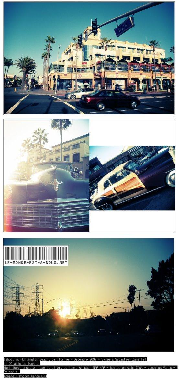 CALIFORNIE Huntington Beach #2BS