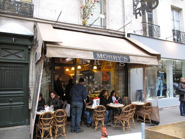 Morry's les meilleurs bagels de Paris ?