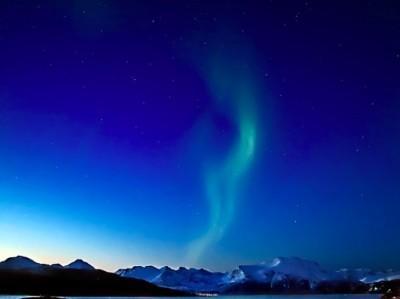 Technique : photographier une aurore boréale