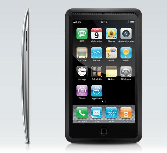 [News] Le prochain iPhone, tactile sur l'arrière ?