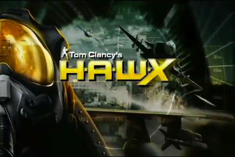 [Application IPA] MEGA Exlusivité EuroiPhone : Tom Clancys H.A.W.X 1.1.3