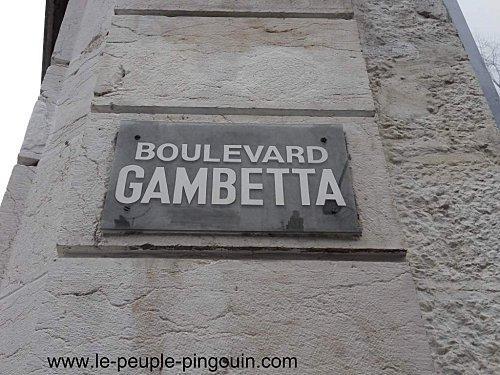 Grenoble bd gambetta