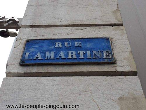 Grenoble rue lamartine