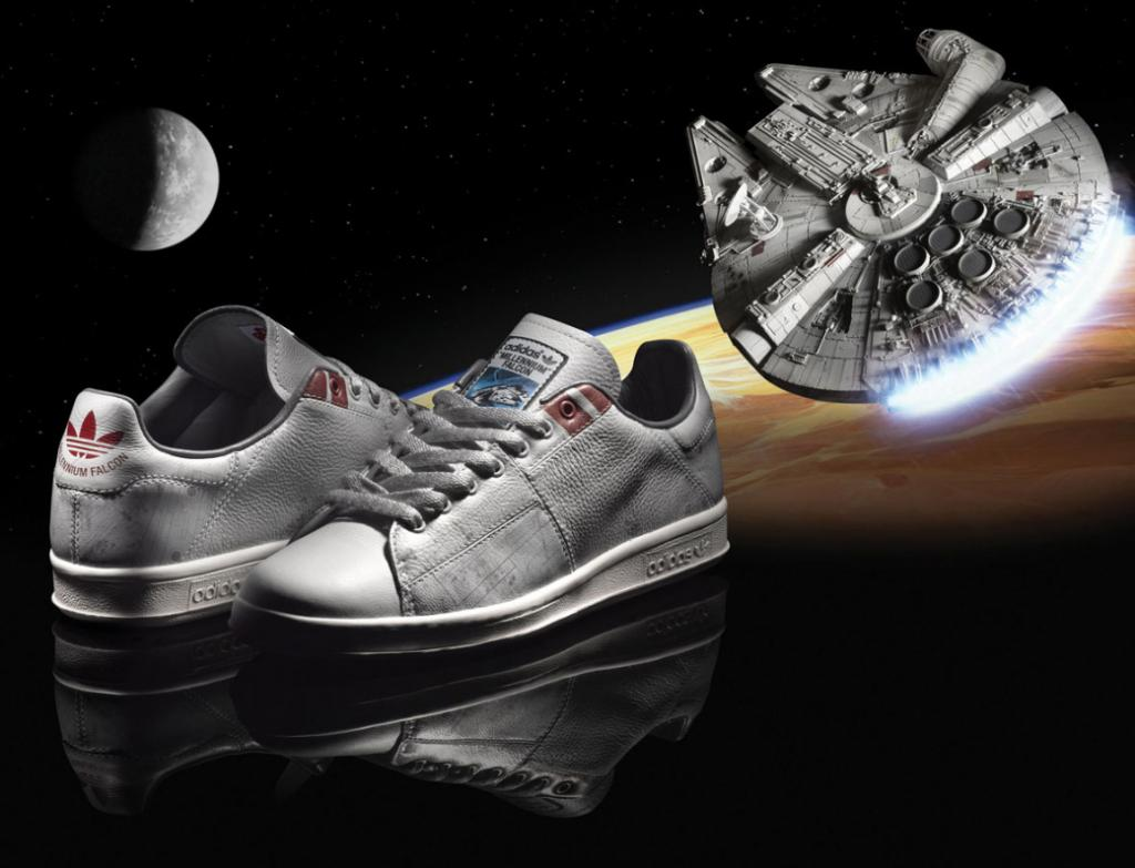 Adidas x Star Wars w/ Dj Neil Armstrong, Snoop Dogg, Calle 13, David Beckham & Daft Punk