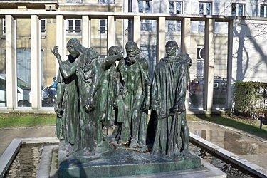Rodin bourgeois de Calaisr