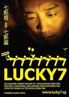 Lucky7 : Singapour 0 - Malaysie 1 [Cycle Singapour, Malaisie]