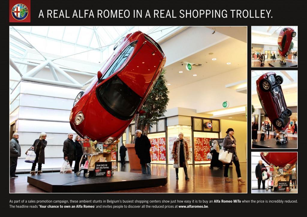 Une Alfa Romeo pour les soldes ?