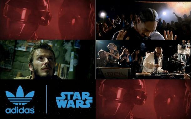 Post image for Vidéo adidas x Star Wars x Beckham x Snoop Dogg x DAFT PUNK !