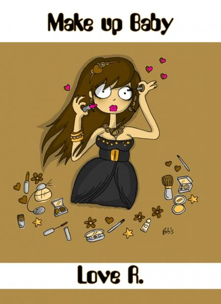 Dessin, bd, mode, société, girly, journal, intime, journal intime,  astuce, illustration, graphisme, paris, bibs, blog, rigolo, humour, fun, photo, blog girly,  make up