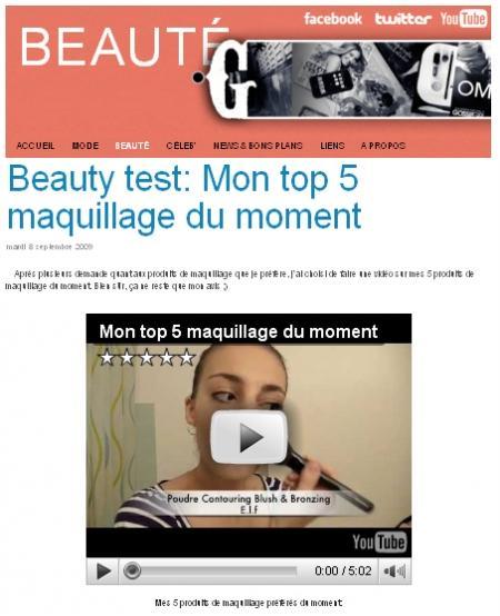 http://www.missgworld.com/MissGworld/Beaut%C3%A9/Entr%C3%A9es/2009/9/8_Beauty_test__Mon_top_5_maquillage_du_moment.html