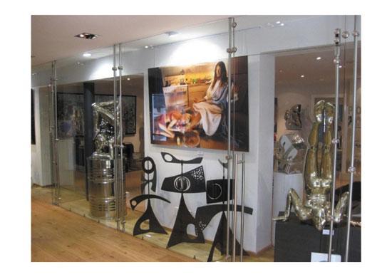 Le collectionneur François Chabanian ouvre une galerie à la rue du Prado