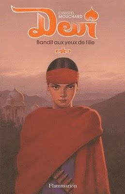 Devî Bandit aux yeux de fille