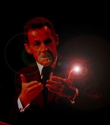 Sarkozy sur TF1, comme à la maison...!