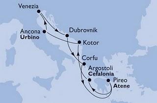 Venise, 1er port de croisière de la Méditerranée
