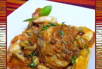 Poulet marengo paperblog - Poulet marengo recette ...