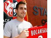 Transferts Saint Etienne piste Bocanegra