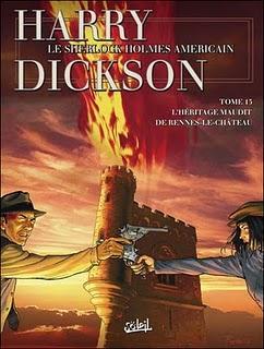 Harry Dickson – T.13 - de Richard D. Nolane et Olivier Roman