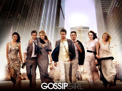 Gossip Girl saison 3 ... sur le tournage le 11 janvier 2010