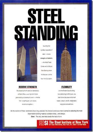 Unfortunate World Trade Center Old Ads