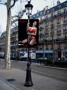 Stringfellows Paris Ad