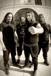 Suicidal Angels, thrash metal in greece