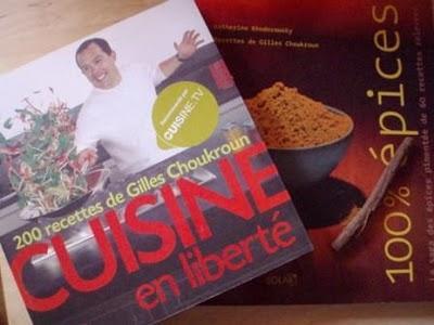 Gilles CHOUKROUN, épicé et en liberté