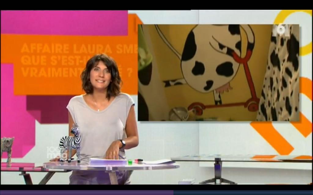 100% Mag : Estelle Denis a choisi les animaux en perles Bozea !