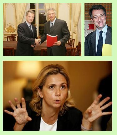 Au secours ! Revoilà Pécresse et Hervé Gaymard !