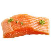 Croustillant de saumon aux herbes