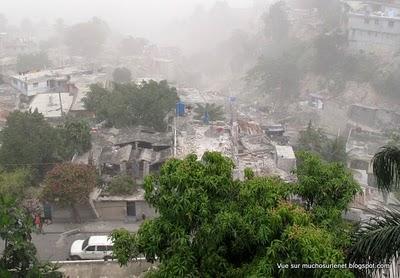 Séisme en Haïti