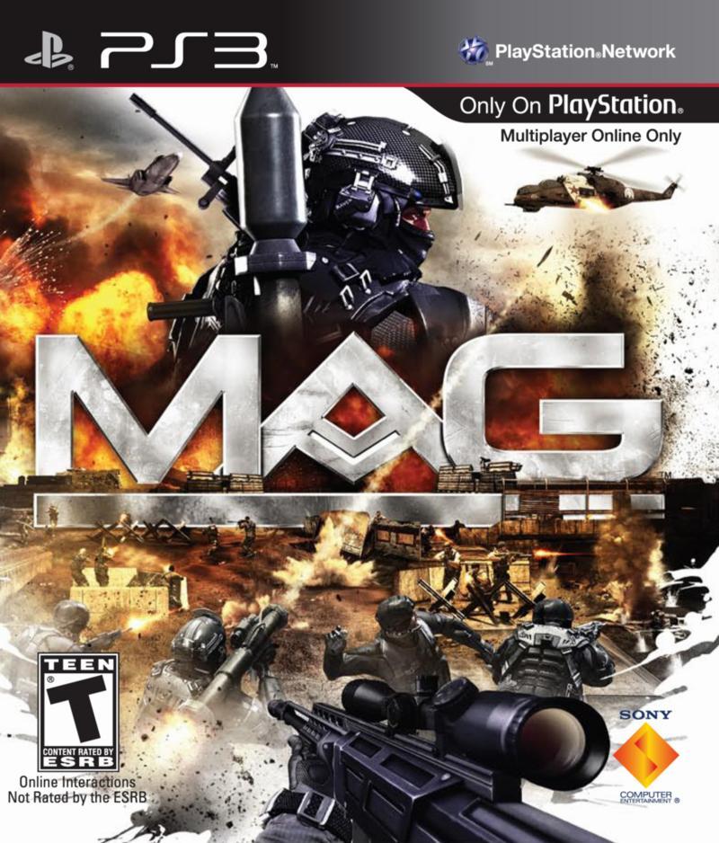 M.A.G ... la vidéo du nouveau phénomène de jeu de Guerre sur PS3