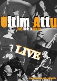 Concert du groupe Ultim'attu ce soir à Bastia