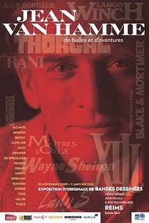 Auteur BD : joyeux anniversaire Jean Van Hamme !