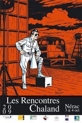 Salons littéraires 2009 en Lot-et-Garonne