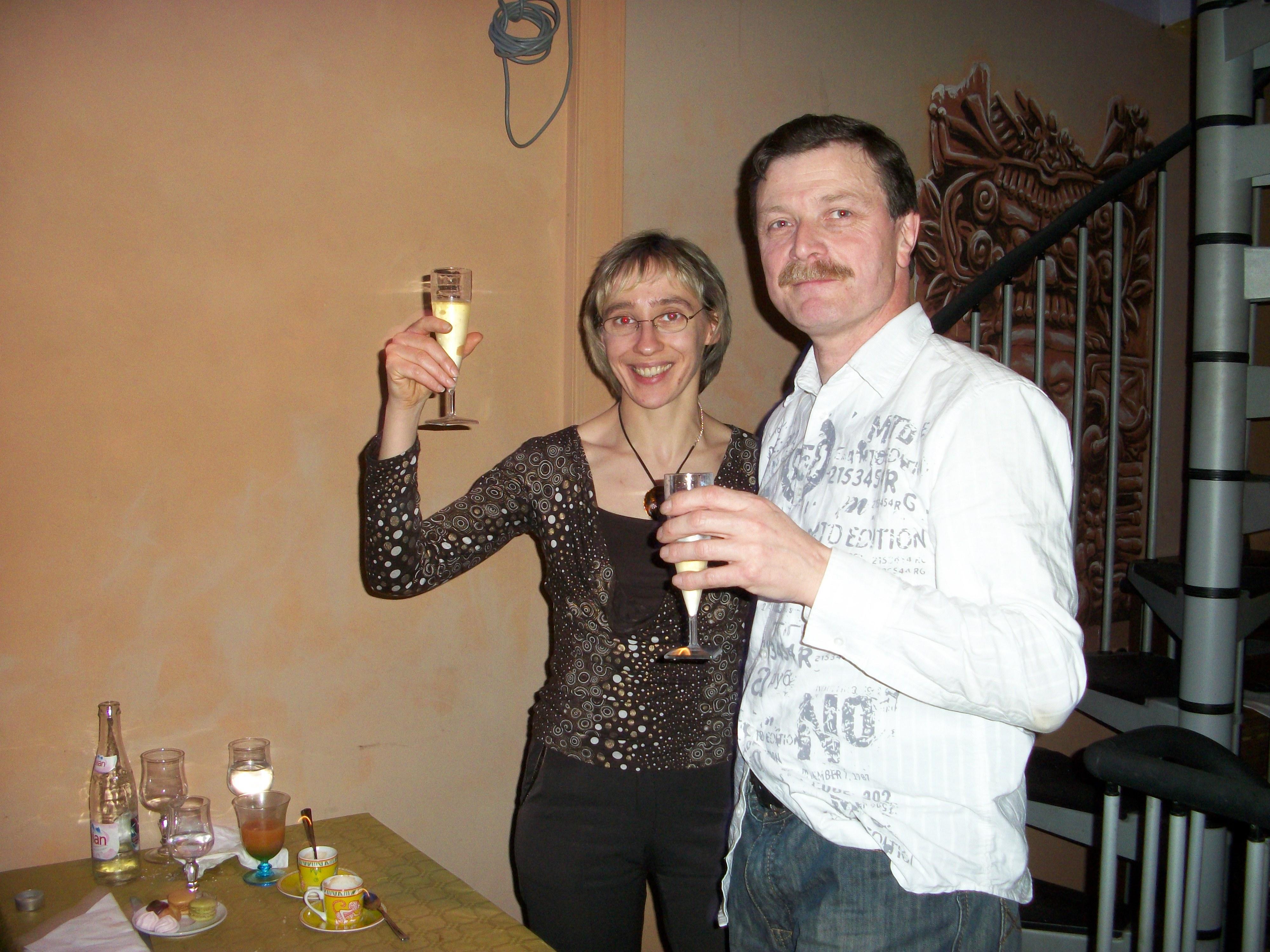Magie, bonne humeur au Nouvel An!!