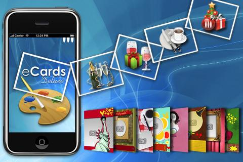 [Application IPA] Euroiphone : eCards Deluxe 1.0.0