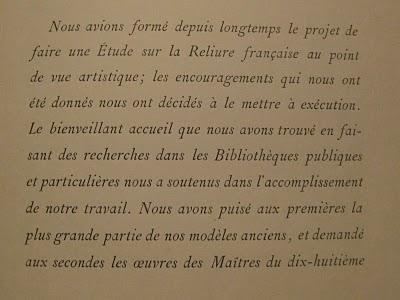 La Reliure Française depuis l'invention de l'imprimerie, par MM. Marius Michel