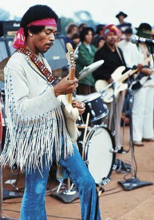 Jimi Hendrix revit à travers un nouvel album inédit !
