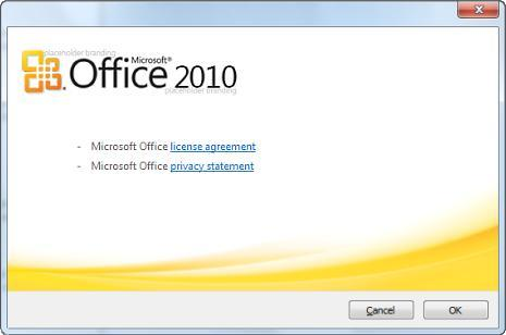 Office 2010 : Réalisez une installation silencieuse (unattended).