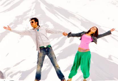Découvrez la Suisse à travers les films Yash Raj.