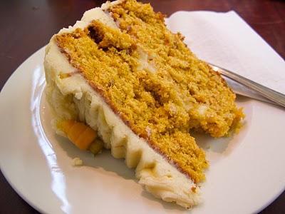 Meilleur Carrot Cake Londres