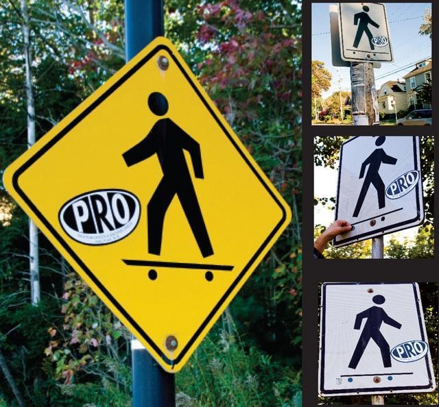 street marketing skate