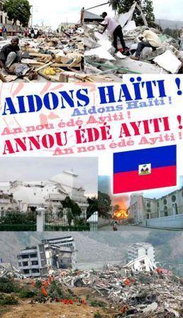 LKP - Ayiti, awa, apa malédisyon