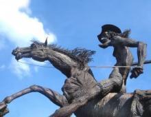 Madrid veut un nouveau mémorial pour Cervantes