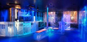Absolut Ice Bar Londres