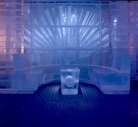 Absolut Ice Bar Stockholm